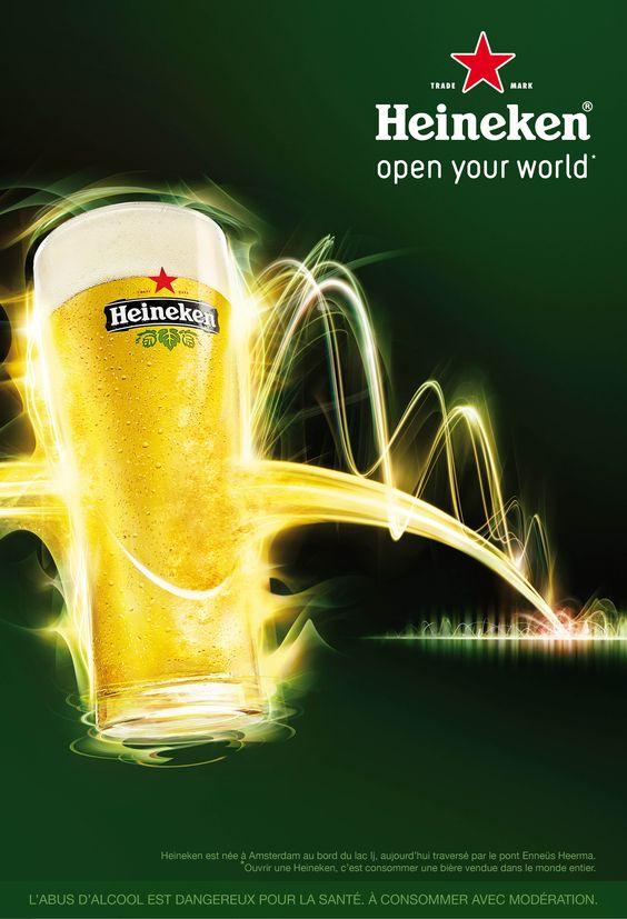 Une opération innovante en réalité augmentée pour découvrir la nouvelle campagne Heineken