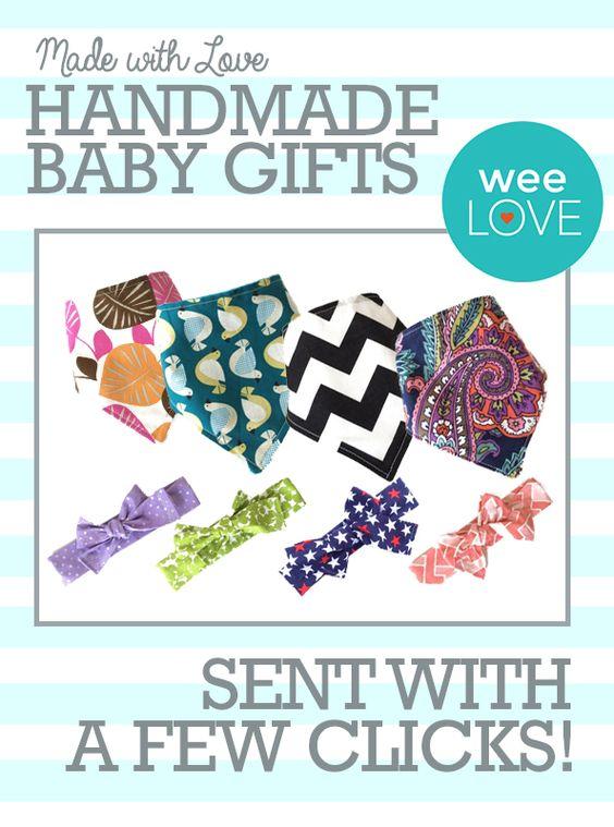 Unique baby accessories that don't break the bank!
