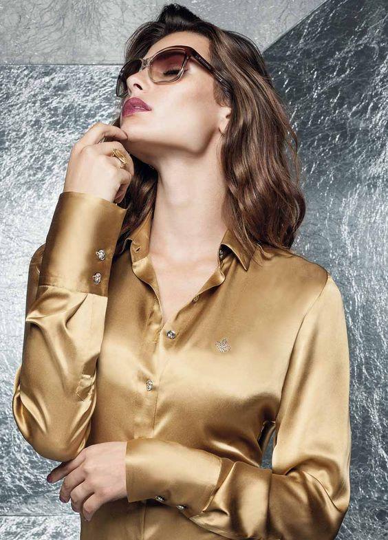 camisas dudalina feminina - Pesquisa Google | Minhas camisas ...