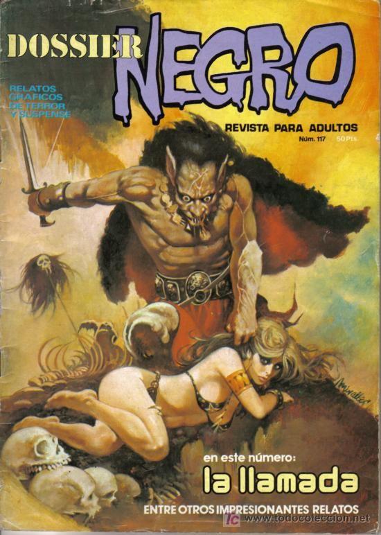 los amantes del comics de terror.................... A16603e4e6f93bfcd7f8e587891a2045