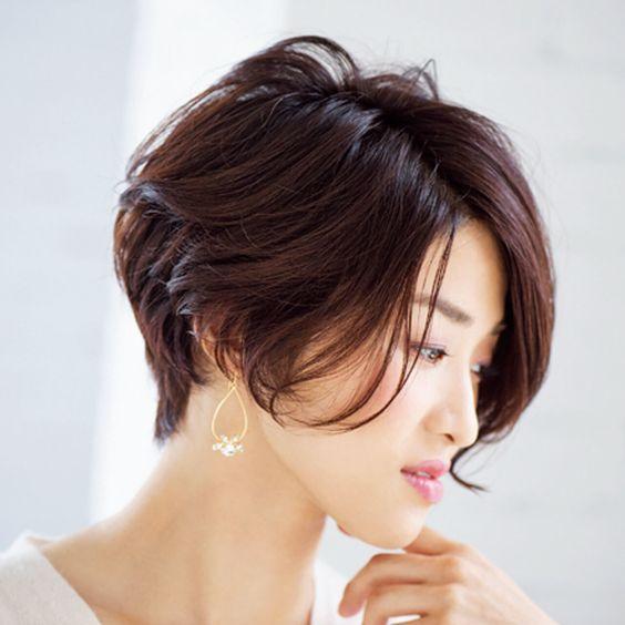 洗練度を上げたいなら、前髪チェンジがポイントに