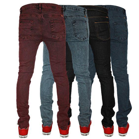 Super Skinny Stretch Jeans - Xtellar Jeans
