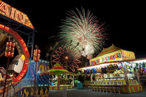 #DiscoverSummer Carnivals.