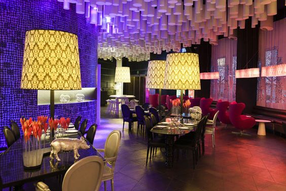 Elegant During The Day, Sophisticated At Night : Hotel Barceló Raval