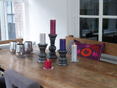 Bolsius #metallic rustiekkaarsen  Geef je huis #glans     Bolsius voegt 4 nieuwe #kleuren toe aan haar assortiment glanzende #rustiekkaarsen. De kaarsen in de nieuwe metallic #kleuren fuchsia, cerise, paars en turquoise zijn een sensatie voor het oog, de serie heet dan ook niet voor niets: Metallic Sensation!    Meer informatie over #woninginrichting:   http://www.wonenwonen.nl/woninginrichting/bolsius-metallic-rustiekkaarsen/3949