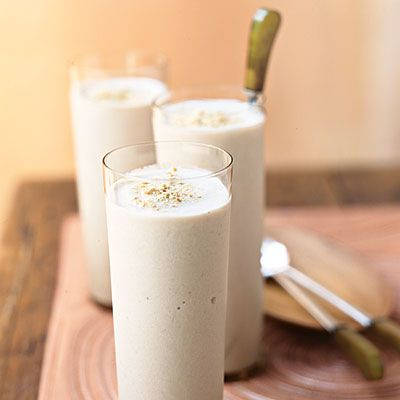 Banana Cream Pie Smoothie - Healthy Smoothie Recipes - Cooking Light