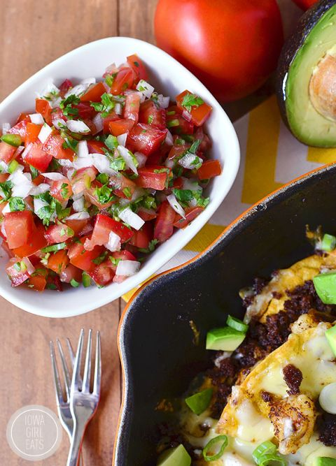 Pico de Gallo  | iowagirleats.com