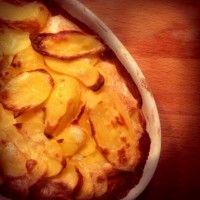 #recette : gratin dauphinois sans lactose