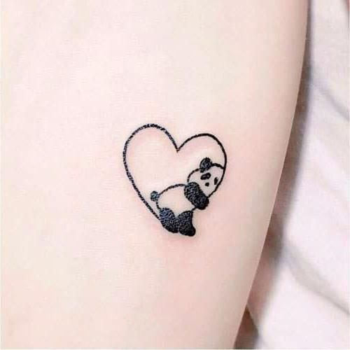 Tattoo Designs Heart Tattoo Designs Panda Tattoo Cool Small Tattoos
