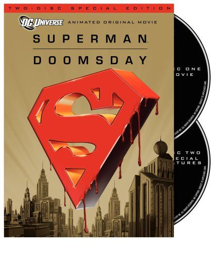 Superman: Doomsday (Two-Disc Special Edition) @ niftywarehouse.com