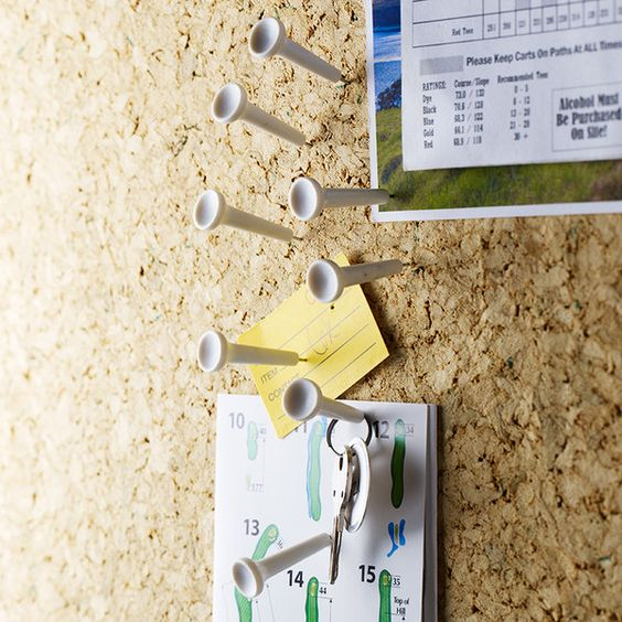 TinyTool Push Pins Set of 8 – Travel Marker Map