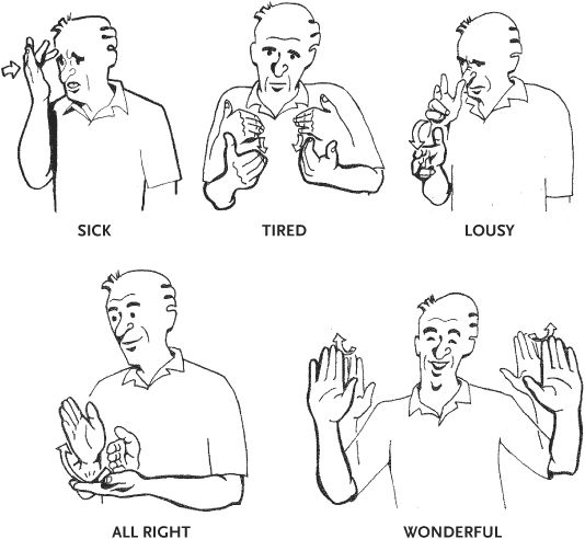 Deaf people show how to swear in sign language and it's ...