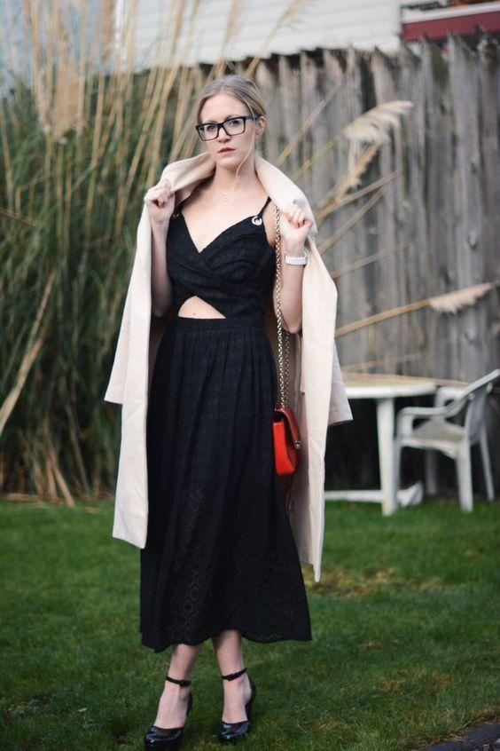Little Black Dress - Party Attire -  A PIECE OF ELISE
