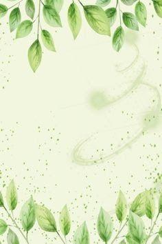 20 Gambar Daun Monstera Kartun 30 Gambar Leaf Terbaik Di 2019 Seni Wallpaper Ponsel Green Leaf Background Watercolor Flower Background Green Nature Wallpaper