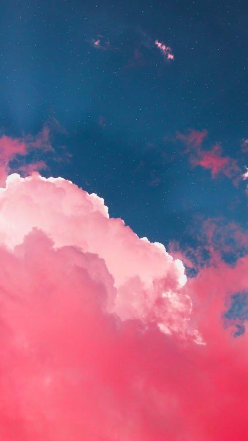 Ipad Wallpaper Wallpaper Iphone Christmas Ipad Wallpaper Pink Clouds Wallpaper