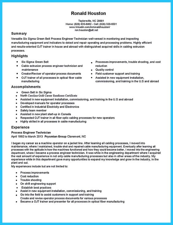 cctv service engineer resume
