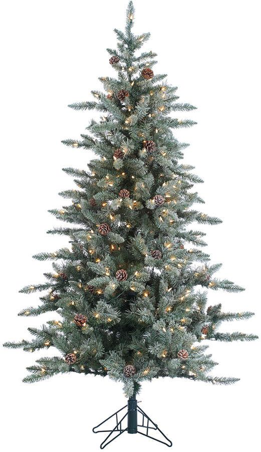 Sterling Tree Company 6ft Lightly Flocked Mckinley Pine Ad Christmas Tree Sale Flocked Christmas Trees Artificial Christmas Tree