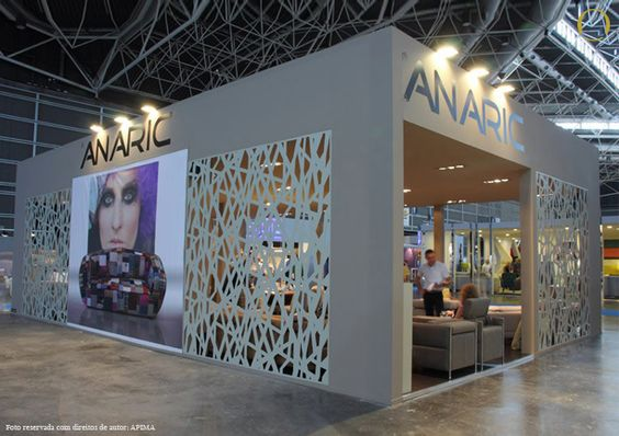 Exhibition Stand Assembly : Design assembly and dismantling stand anaric fair