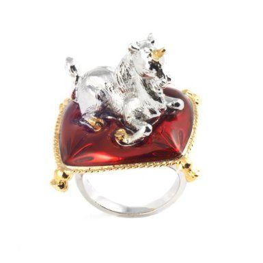 Unicorn Ring by Bill Skinner  EVAEX