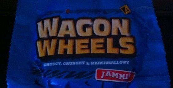 Wagon Wheels!! ... Seriously