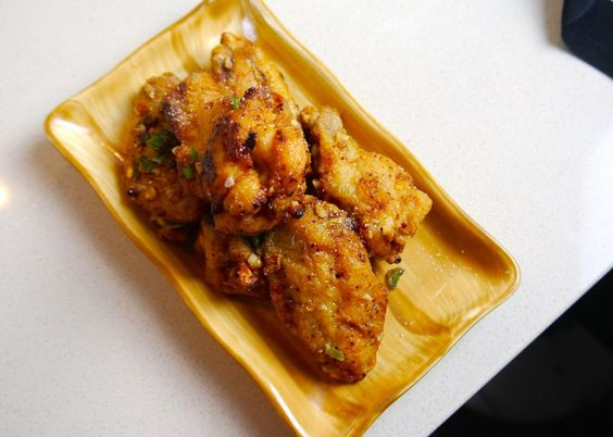How to make Cambodian Style chicken wings - best chicken wing recipe