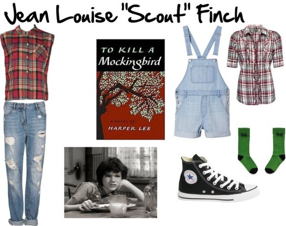 jean louise scout finch Jean louise finch (scout) the main character of the story a twenty-six-year-old young woman from maycomb, alabama in the deep south, now working in new york.