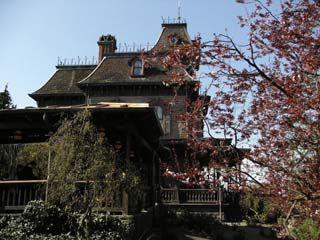 Qui osera pénetrez dans la maison hantée, Phantom Manor ?