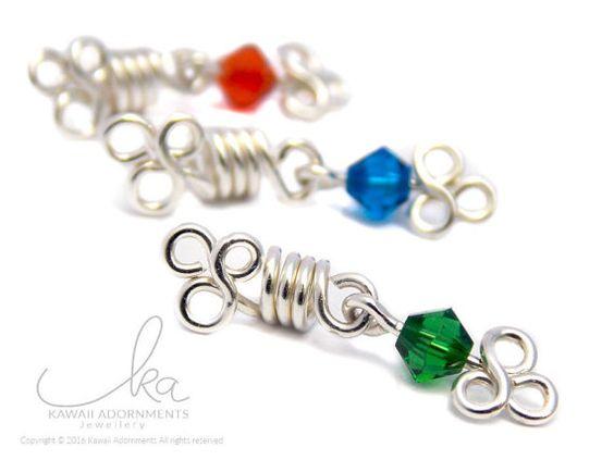 Loc Jewelry by kawaiiAdornments