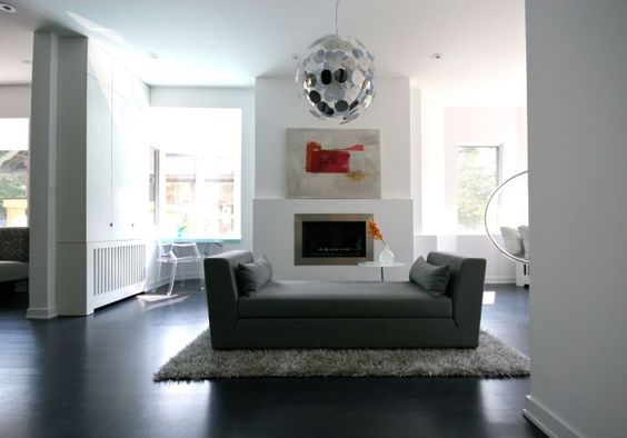 The Lytton, involved a complete renovation of a traditional three-story residence in midtown Toronto.
