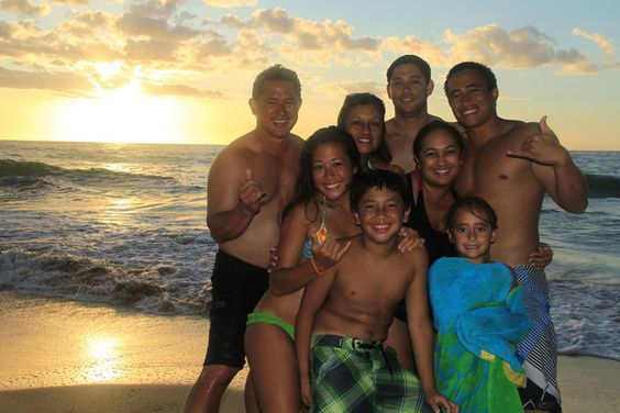 This family took me in when I ran away to Hawaii