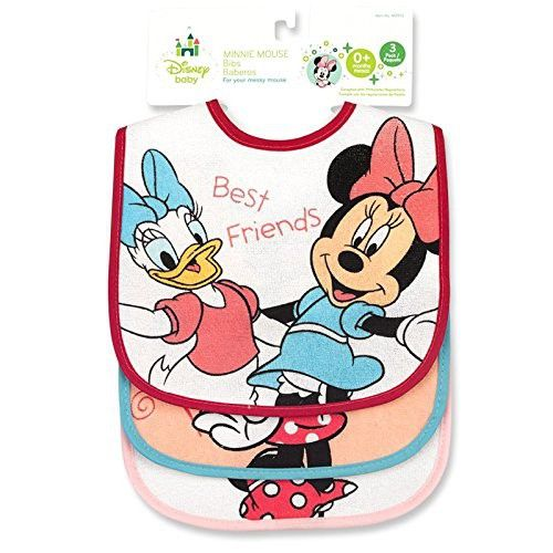 Mickey Mouse Terrycloth Bib