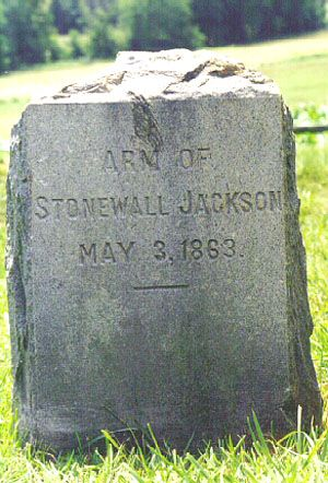 the life of stonewall jackson a confederate commander in the civil war The story of a cannoneer under stonewall jackson: civil war  probably the most well-known confederate commander after  to characterize his life,.