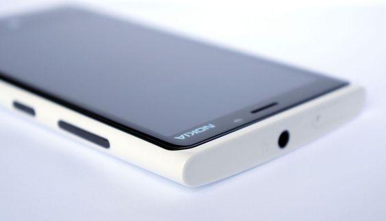 Testgerät: Nokia Lumia 920