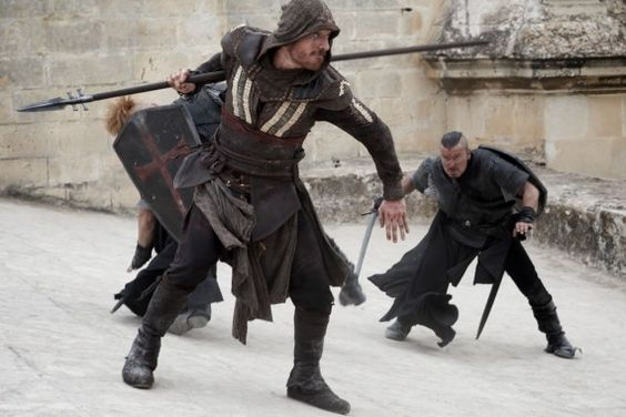 Assassin's Creed,inspired by Ubisoft's video game franchise, is directed byJustin Kurzel. The film starsMichael Fassbender,Marion Cotillard, Michael K. Williams, Jeremy Irons and Brendan Gleeso…