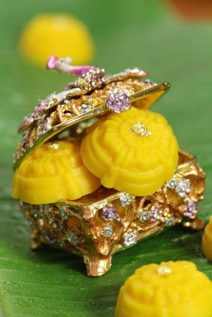 ขนมทองเอก Thai dessert