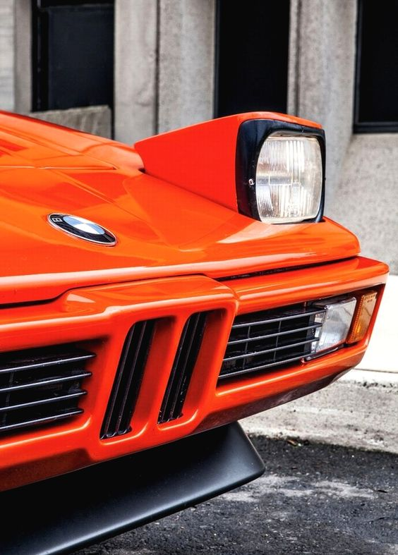BMW M1 | E26 | 2 Door Sports Coupe | 3.5 L 6 Cylinder 273 hp | Hand built under the Motorsport division of BMW as a Homologated Special for Sports Car Racing | BMW produced only 453 units between 1978...