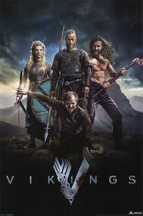 Ragnar Lothbrok Un Roi Viking Legendaire Le Guerrier Vikings
