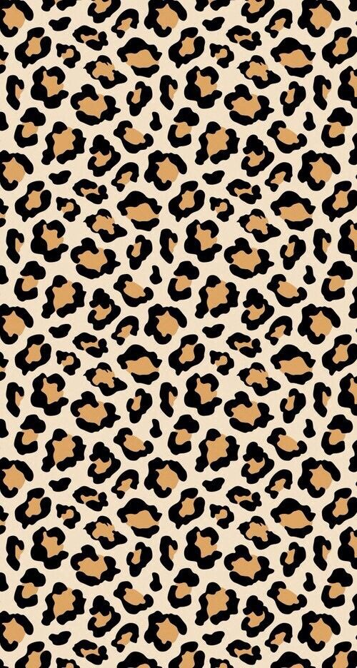 Background Wallpaper And Leopard Image Resim Duvari Vintage