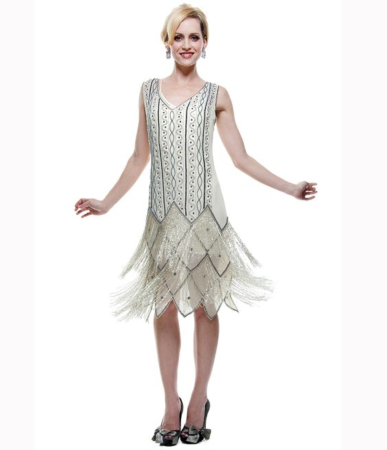 Prom dresses, Great gatsby inspired dresses and Vintage prom on ...