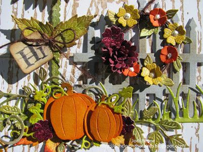 Fall Garden with Guest Designer Jodi Baune