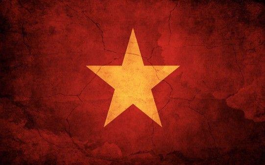 fondo de pantalla de bandera de vietnan fondos de
