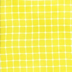 lovely lemony yellow, simple tile pattern