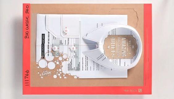Agency returns briefs as 3D paper sculptures | showme design