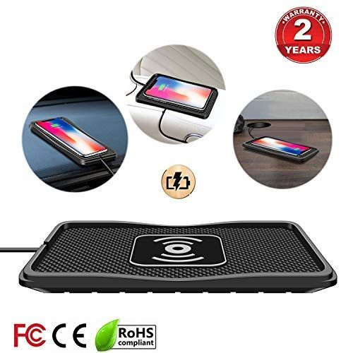 Wireless Charger car Wireless Charging pad qi 10W Quick