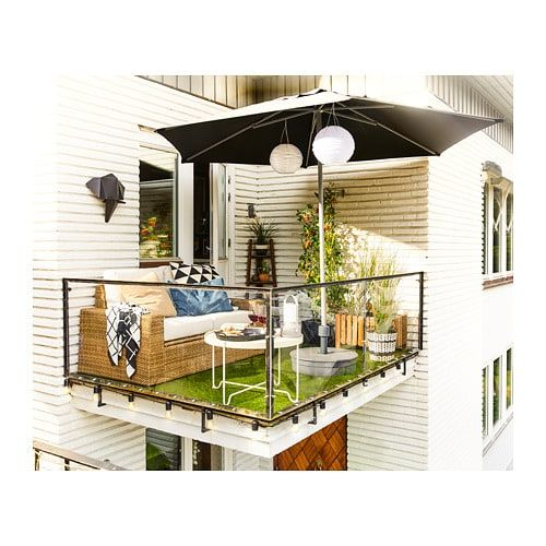 Us Furniture And Home Furnishings Apartment Balcony Decorating