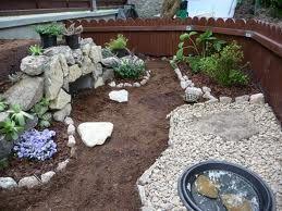Cr ez un enclos pour votre tortue terrestre tortue for Amenagement jardin pour tortue