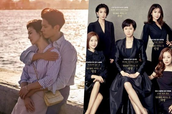 """Park Bo Gum, Song Hye Kyo, And """"SKY Castle"""" Continue Their Streak Of Most Buzzworthy Actors And Drama"""