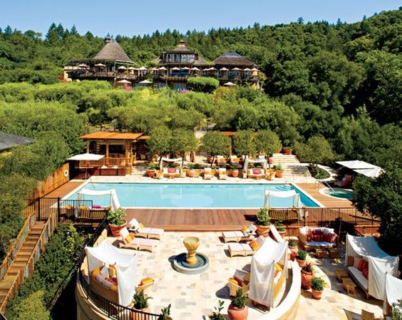 Auberge Du Soleil Resort Hotel And Spa Napa Valley Ca Hotels