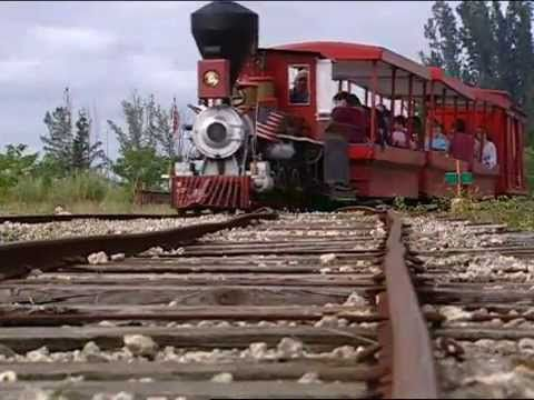 Virtual Field Trip. Trains.