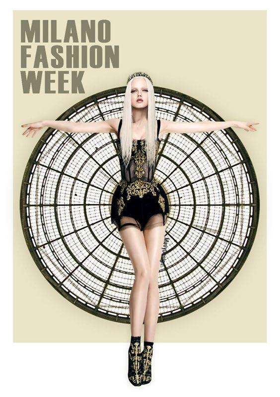 #MilanFashionWeek #milão #moda 2013